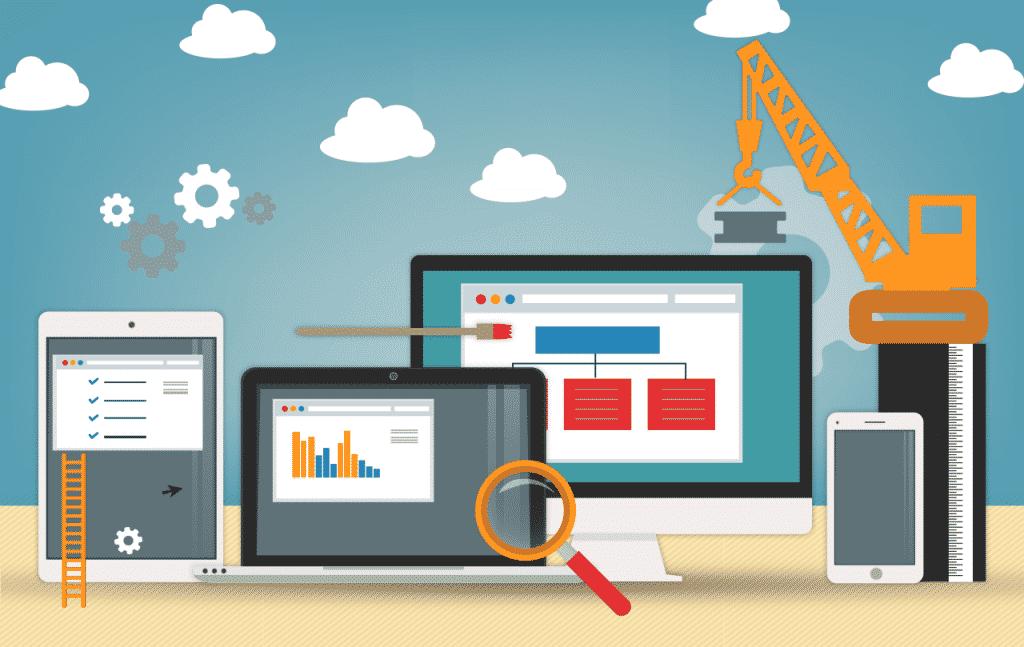 Constructeurs de sites Web