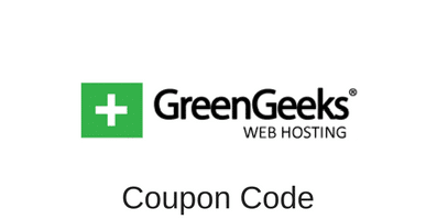 Code coupon GreenGeeks
